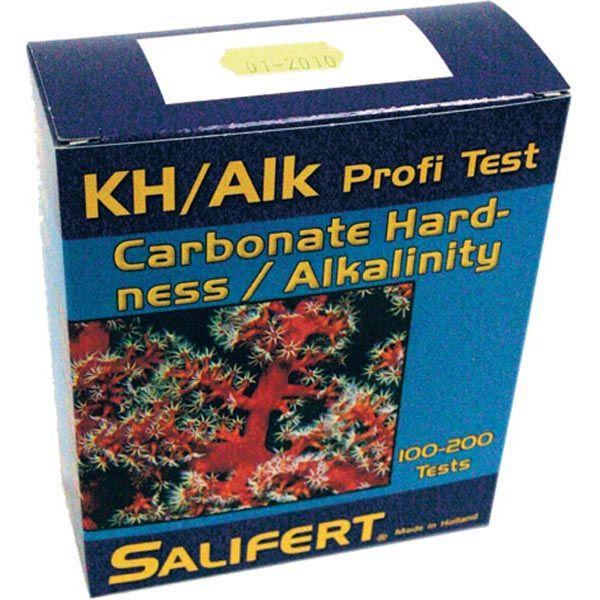 Salifert KH/Alk test